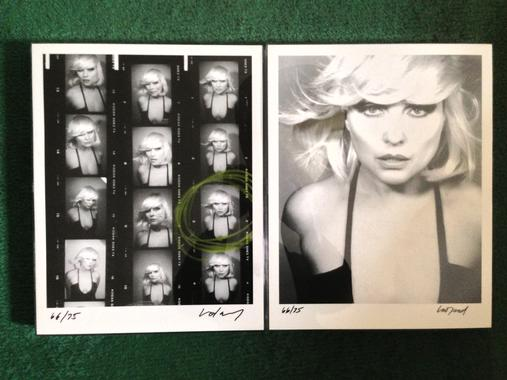 Debbie Harry by David Croland