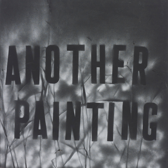 Mark Flood, Another Painting (Leaves), 2009