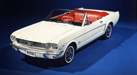 The 1964 Mustang GT