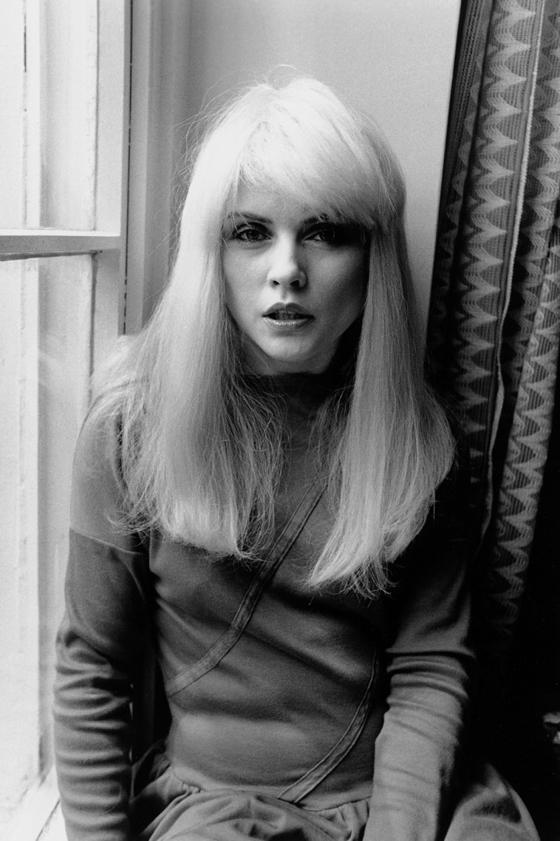 Debbie Harry, London 1979