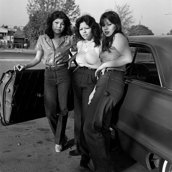 East Los Angeles HM Gang Girls, 1983