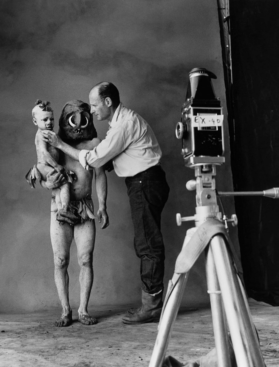 """I have always stood in awe of the camera. I recognize it for the instrument it is, part Stradivarius, part scalpel.""   -Irving Penn"
