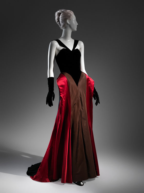 Hipster Gown, 1946 (that's what it's called)