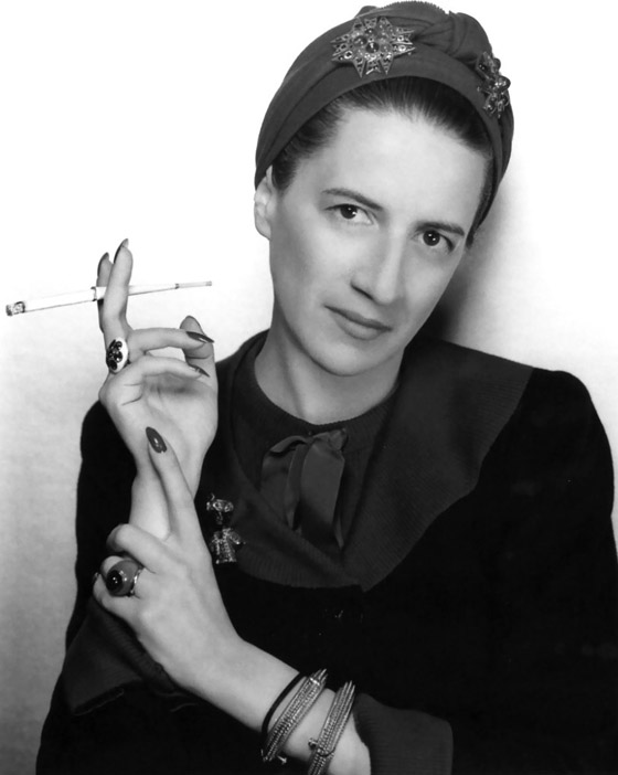 """You gotta have style. It helps you get down the stairs. It helps you get up in the morning. It's a way of life. Without it, you're nobody. I'm not talking about lots of clothes."" - Diana Vreeland"