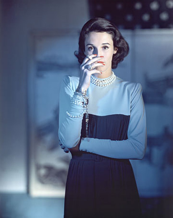 """Mrs. P. had only one fault: She was perfect; otherwise, she was perfect."" - Truman Capote on Babe Paley"