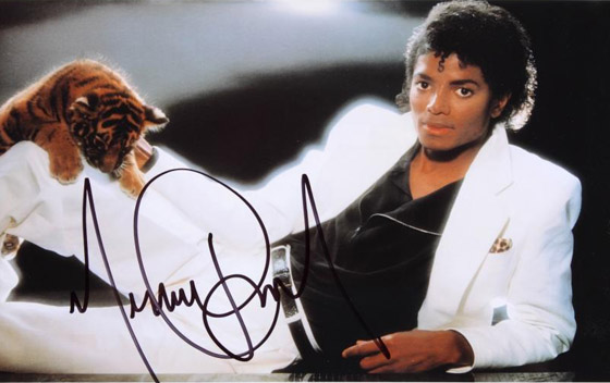 Off The Wall, his best album, in my opinion