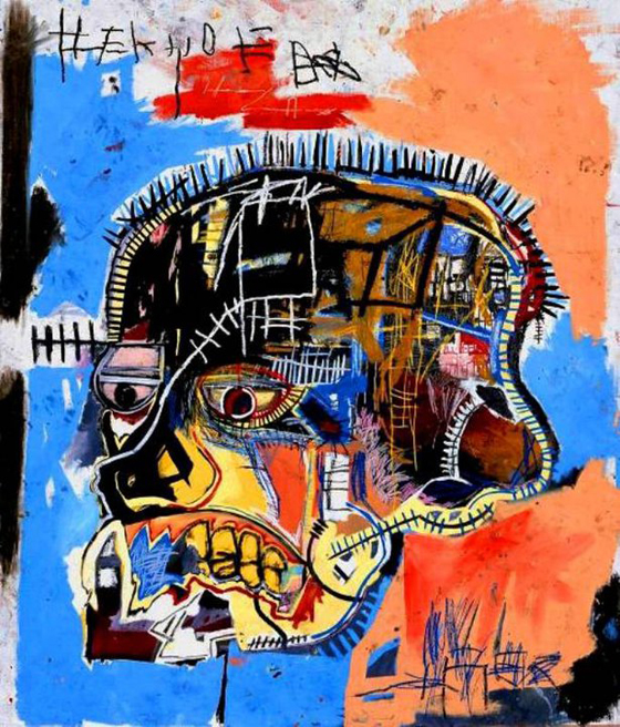 """""""I like kids' work more than work by real artists any day.""""  – Jean Michel Basquiat"""