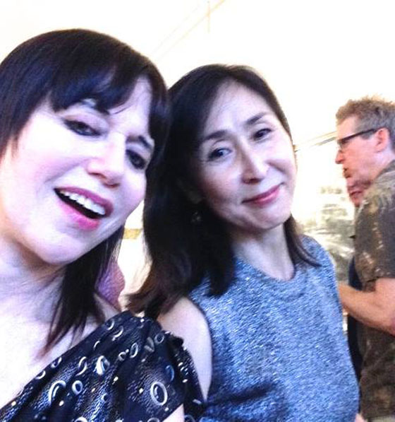 Judy Rifka, Ayn Choi (with Mike Cockrill)