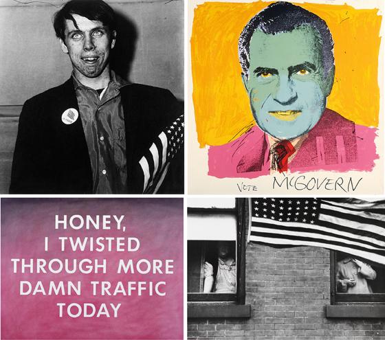 Diane Arbus, Andy Warhol, Ed Ruscha, Robert Frank
