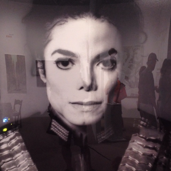 MJ x Timothy White