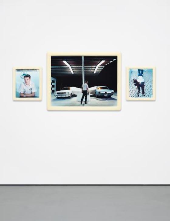 MATTHEW BARNEY, Cremaster 2: The Ballad of Max Jensen, 1999