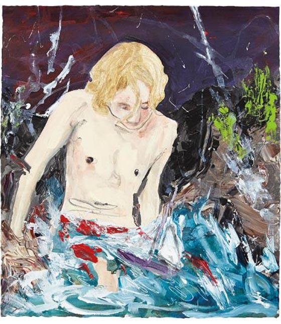 HERNAN BAS, The Giant (Sailboat), 2005