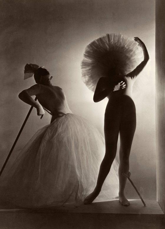 Salvador Dalí's costumes for Leonid Massine's ballet Bacchanale, 1939