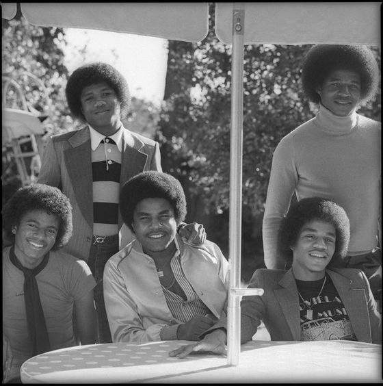 The Jackson 5 (Michael's old nose!)