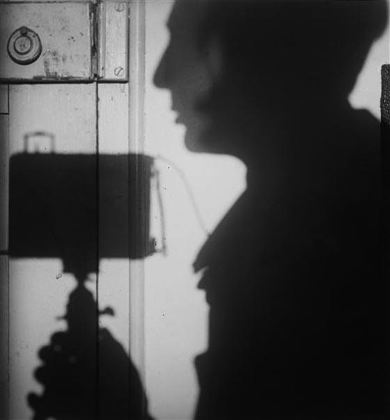 André Kertész, Self-portrait, Paris, 1927