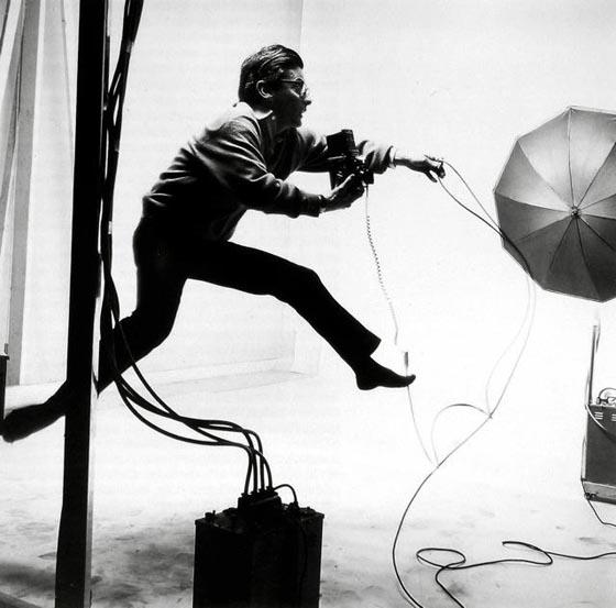 Jacques-Henri Lartigue, Richard Avedon, New York, 1966