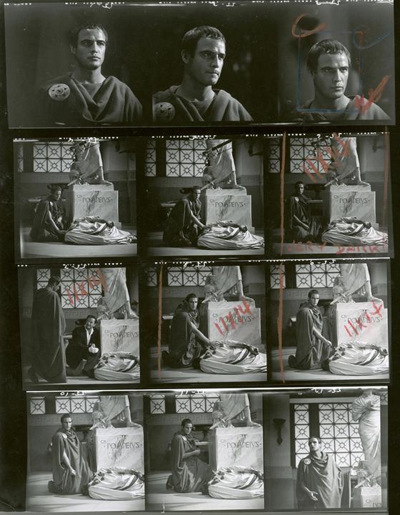 Julius Caesar with Marlon Brando, 1953