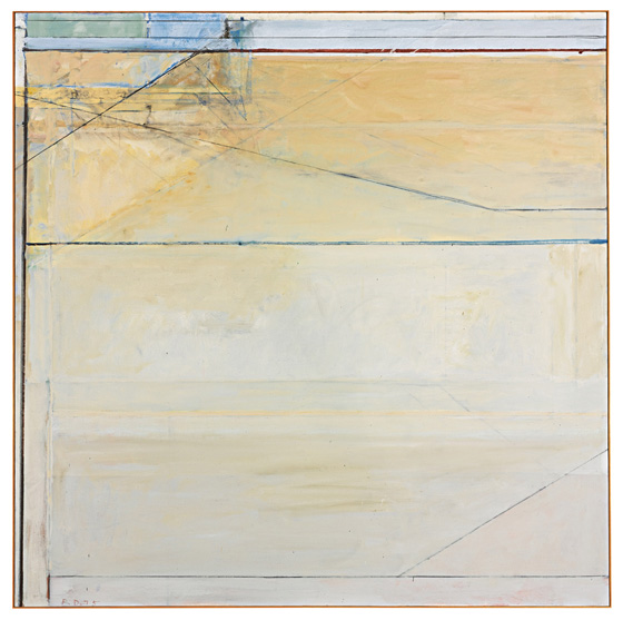 RICHARD DIEBENKORN (est. 8 –12,000,000) Sold $9,685,000