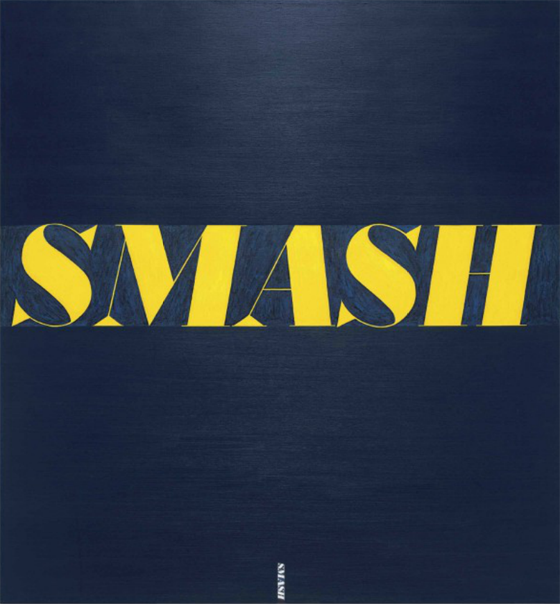 This Ed Ruscha from 1963 set an artist record selling for $30,405,000