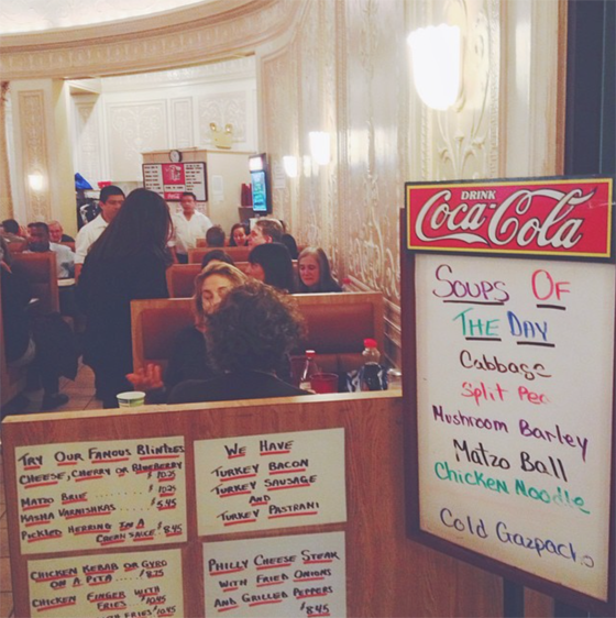 Café Edison – this Times Sq institution failed to have their lease renewed by The Edison Hotel