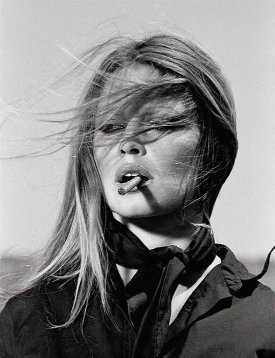 Terry O'Neill   Brigitte Bardot, Spain, 1971   Est. $6,000–8,000
