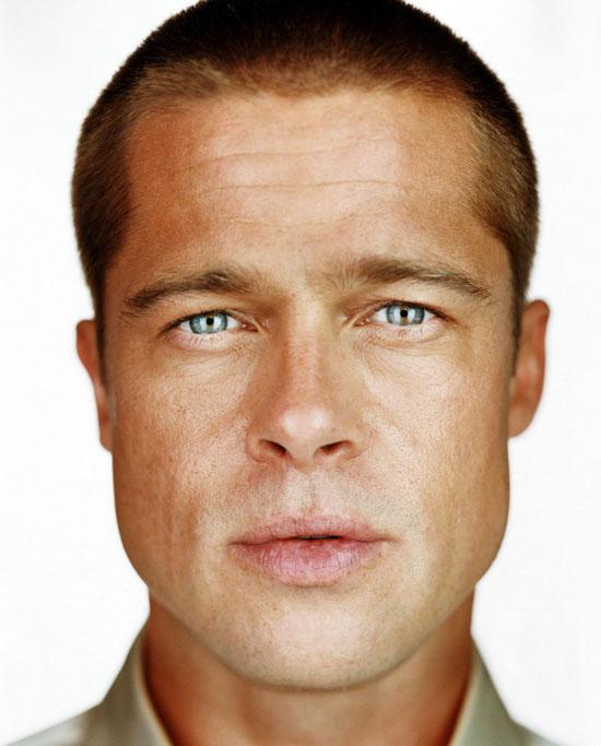 Martin Schoeller   Brad Pitt, 2004   Est. $4,000–6,000
