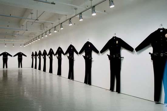 """""""L.A.P.D Uniforms"""", 1993"""