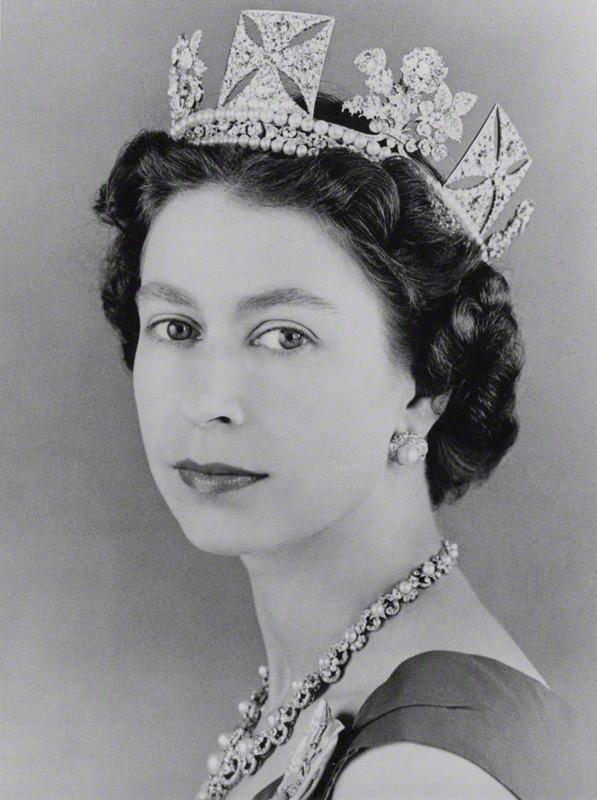 Queen Elizabeth II, by Lord Snowdon, 1957