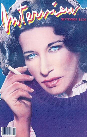 Cover by Richard Bernstein, 1981