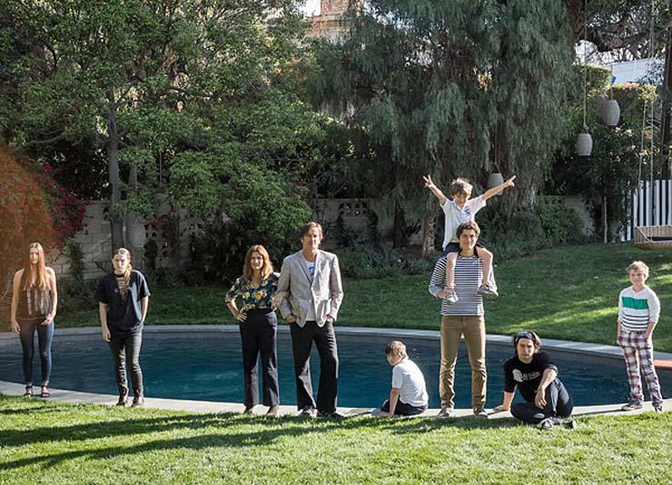 NINE: Wolfgang, Tallulah, Bellamy, Breaker, Five, Holleder, Major,Cortney & Bob