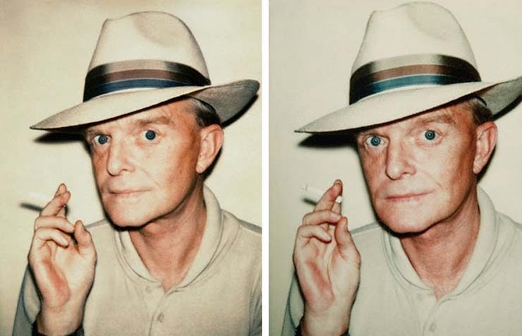 Capote by Warhol