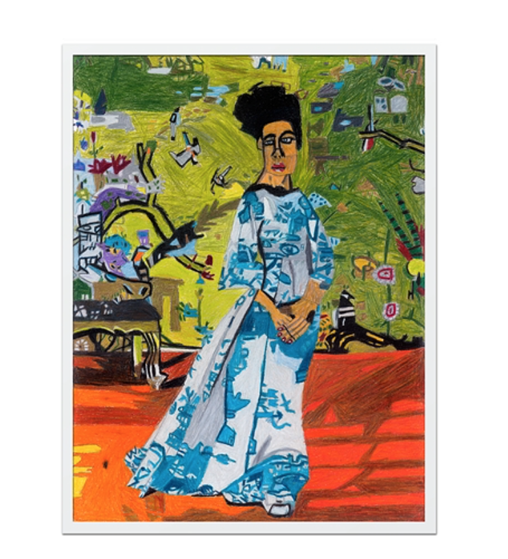 Helen Rae's Exhibition A print