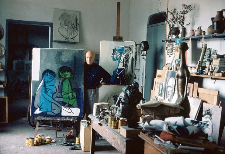 Picasso by Liberman