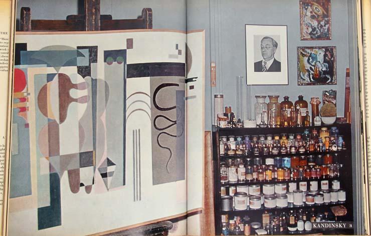 Kandinsky by Liberman