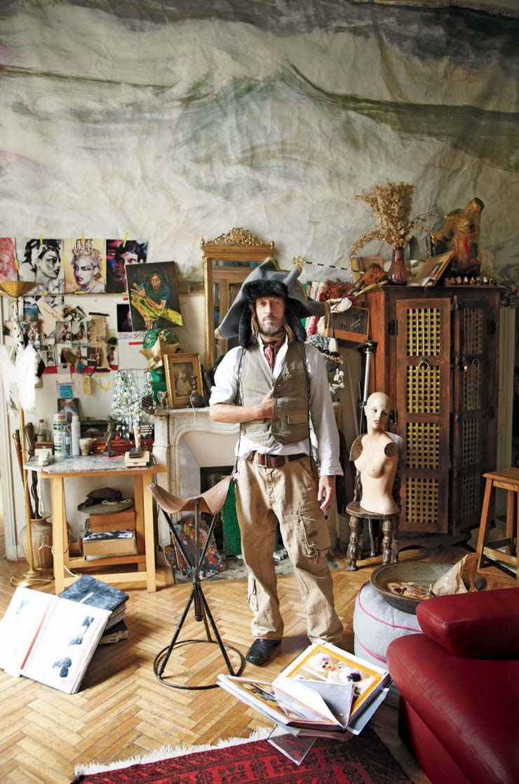 Julien d'Ys by Leibovitz