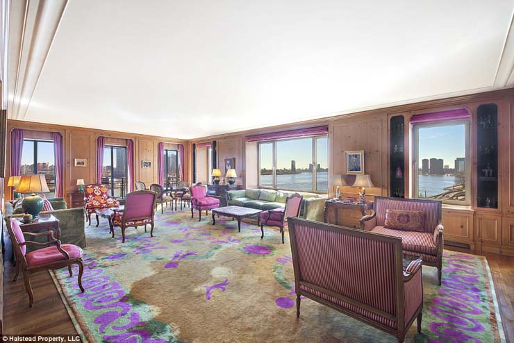GARBO'S NYC APARTMENT ON THE MARKET FOR THE FIRST TIME IN 64