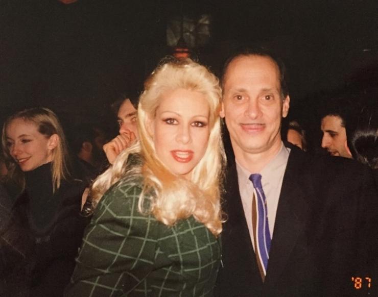 John Waters, NYFW, 1993