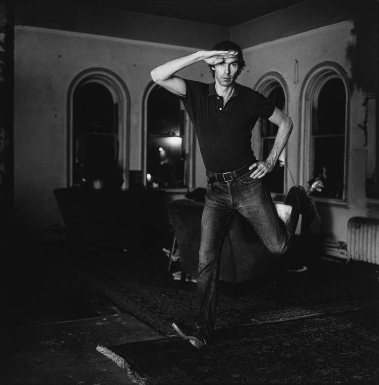 Peter Hujar, self-portrait, 1977
