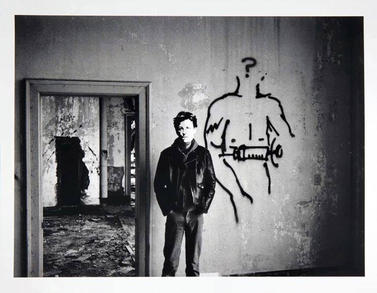 David Wojnarowicz, Arthur Rimbaud in New York, 1978-1979