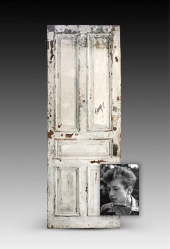 The $100,000 door
