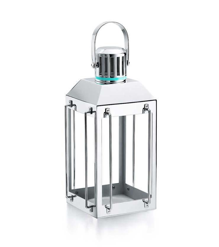 Sterling Silver Lantern, $20,000