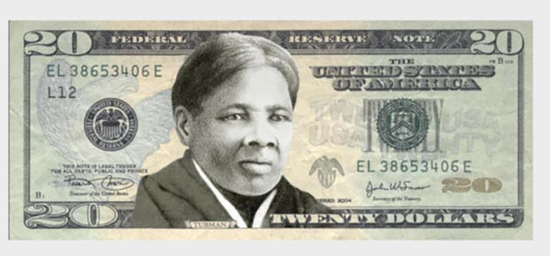 In the Women on 20s grassroots campaign, which inspired bills in the House and the Senate, Harriet Tubman came out the frontrunner to replace President Andrew Jackson on the $20 bill, after more than 600,000 people cast ballots.