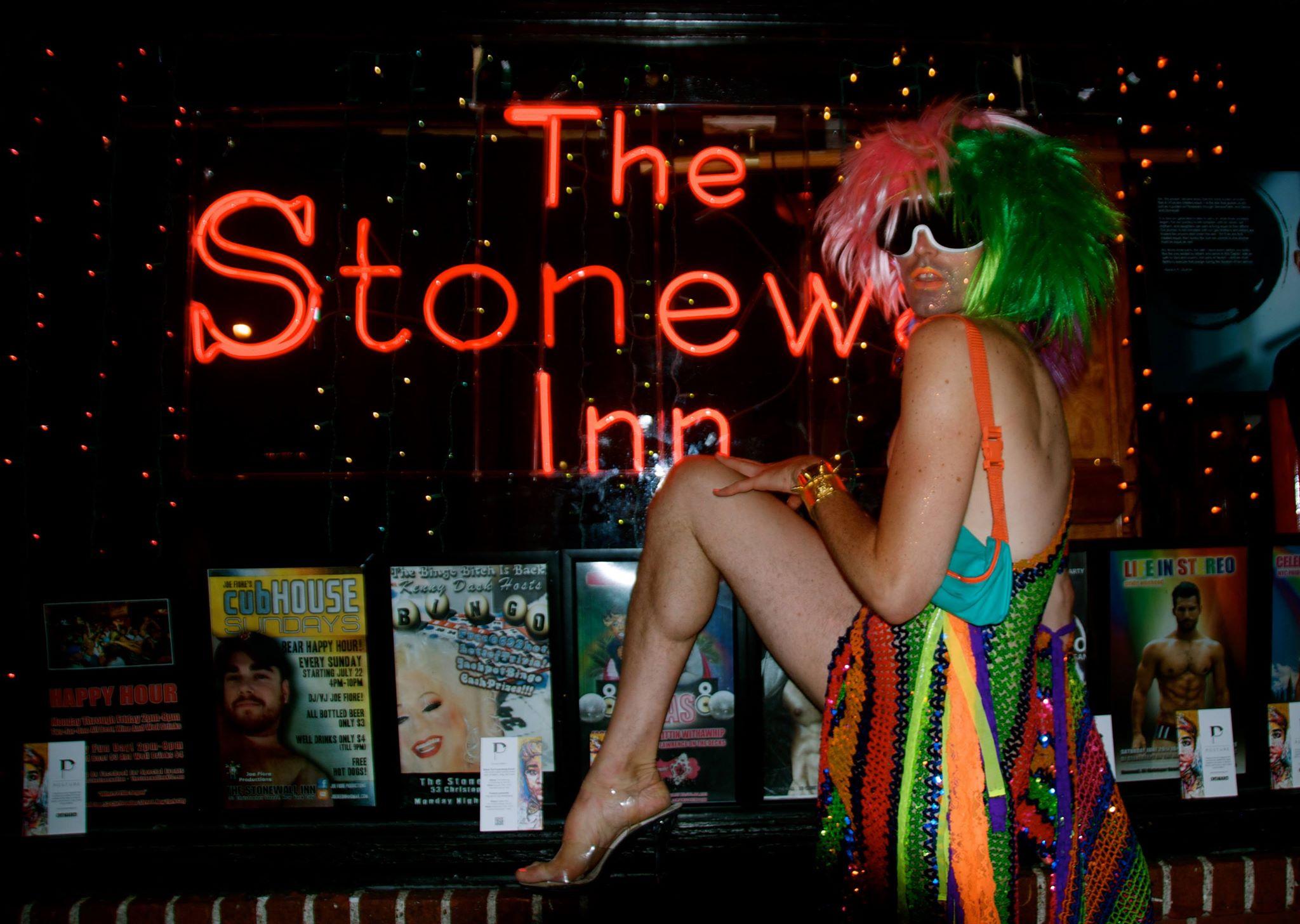 Ruben Natal-San Miguel,  Stonewall Inn,  2015