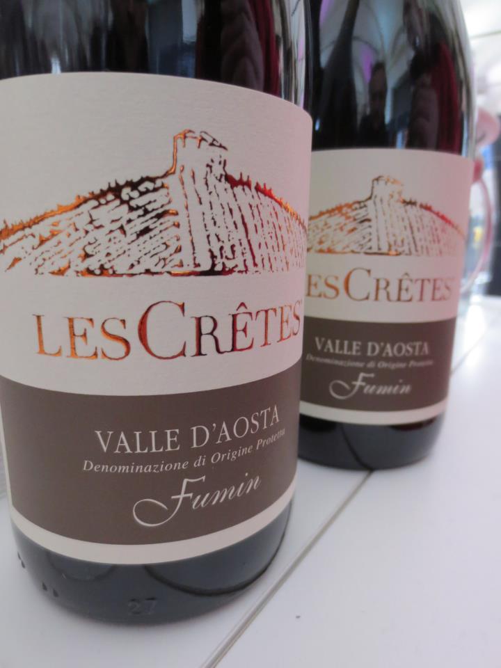 Val D'Aosta Les Crêtes Chardonnay