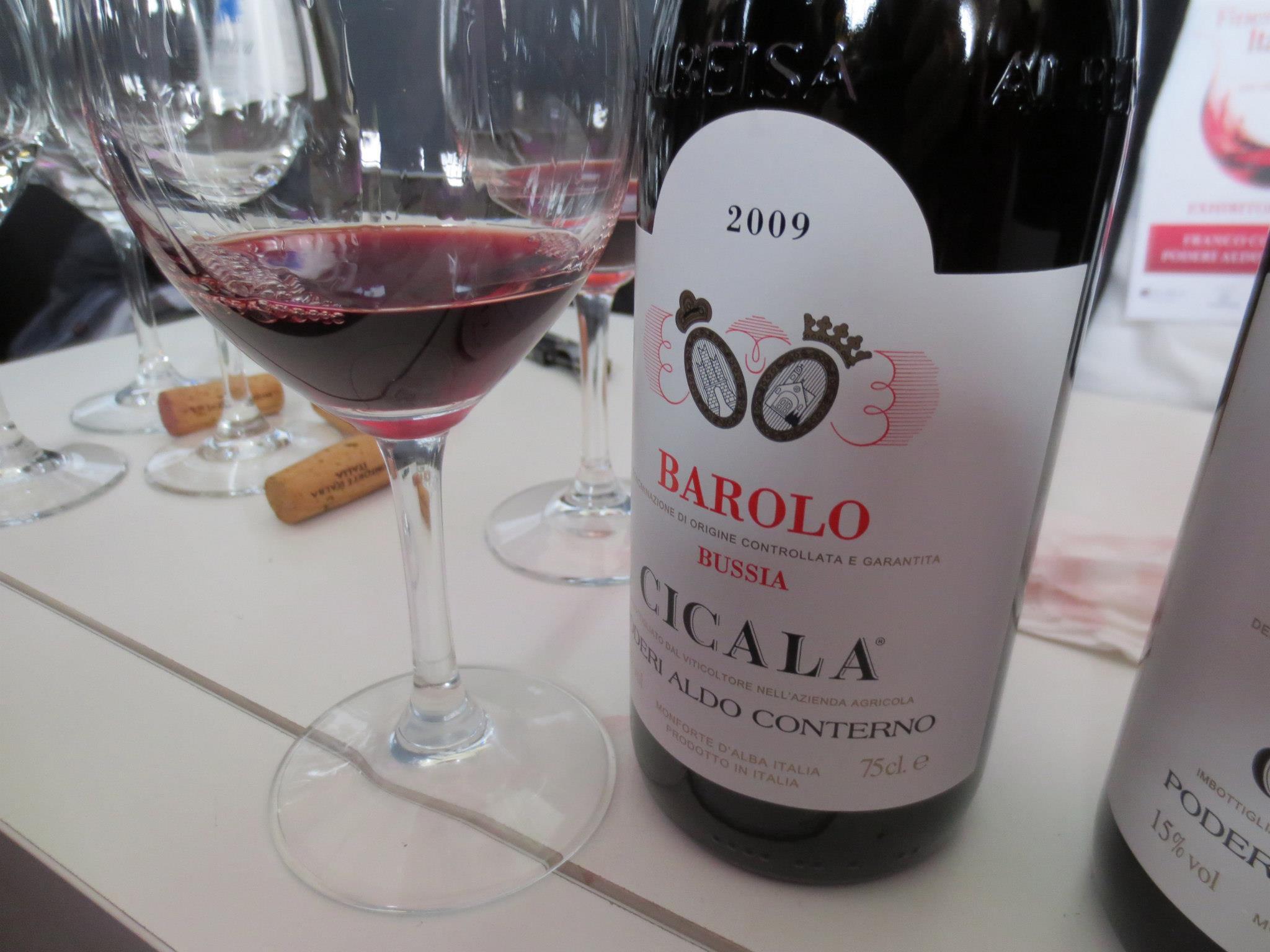 Aldo Conterno Cicala Bussia Barolo