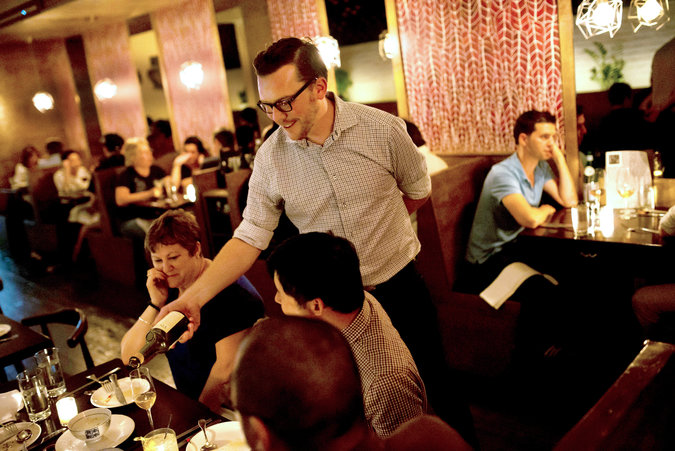 Fung Tu is a restaurant on the border of the Lower East Side and Chinatown.     Credit  Karsten Moran  for The New York Times