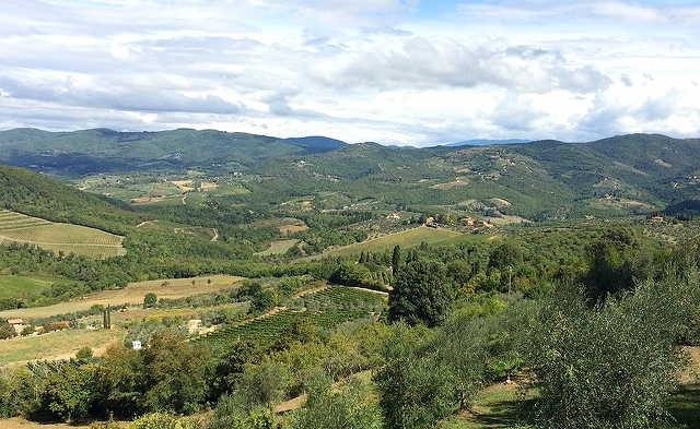 Tuscany - Chianti