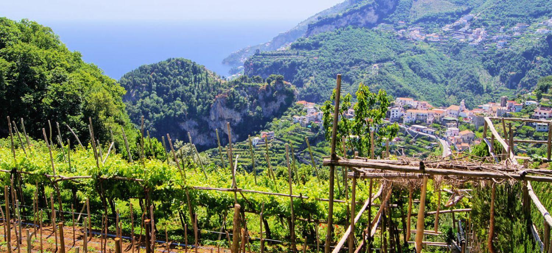 Campania - Costa d'Amalfi