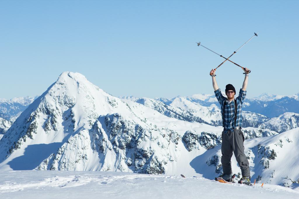 Alpine expeditions? No problem my friend.