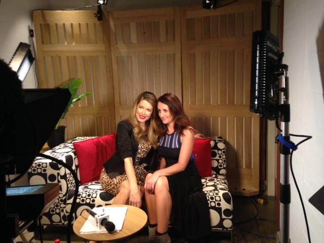 Lucy Siegle & Tara Moss